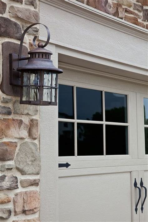 carriage nickel 14 3 4 high motion sensor outdoor light replace carriage lights exterior home pinterest