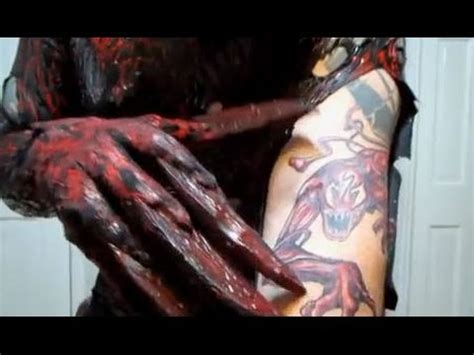carnage tattoo youtube