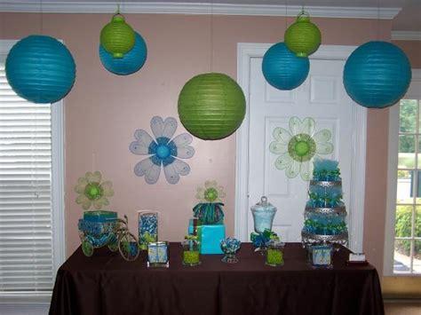 Wedding Candy Buffet Photos Wedding Blue Brown Diy Green Green And Blue Buffet