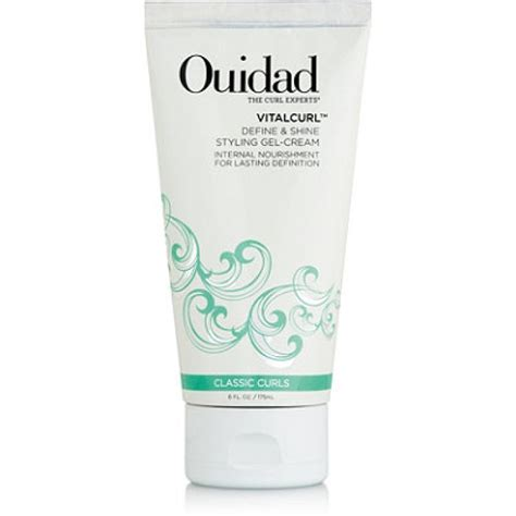 Styling Gel Definition | ouidad vitalcurl define shine curl styling gel cream 6 oz