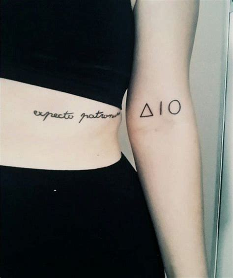 small modern tattoos image result for small harry potter tattoos tattoos