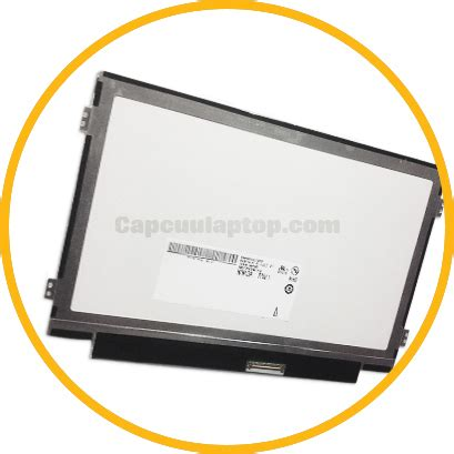 Lcdled Notebook 101 Slim lcd led 10 1 slim thường b101aw06 m 224 n h 236 nh display laptop m 225 y vi t 237 nh capcuulaptop