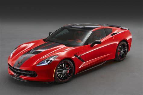 custom corvette stingray lineup at 2013 sema