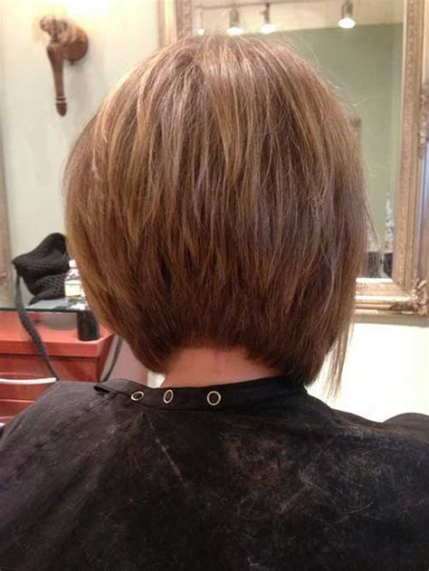 the swing short hairstyle short n the back and long in te frlnt at a angle 20 inverted bob back view bob hairstyles 2017 short