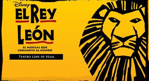 el rey leon entradas musical comprar entradas el rey leon madrid ubeo