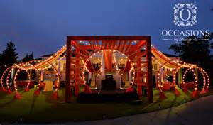 Wedding Aisle Decor Carnival Theme Occasions By Shangrila