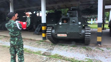 hängematte to go royal thai army type 95 ha go tank