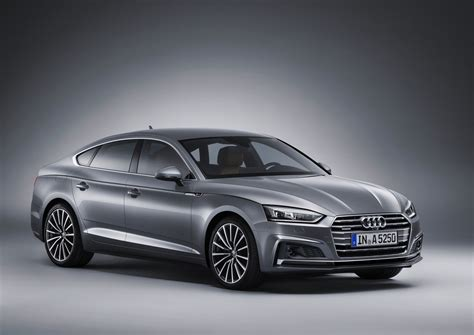 Audi A5 Sportback In Usa by Audi A5 Sportback Lands In America In 2017 Expected To Be