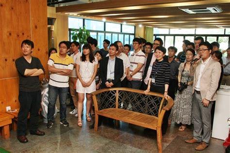 Keio Mba by Let S Golfzon 한류열풍 해외 Mba 학생들의 골프존 본사 방문