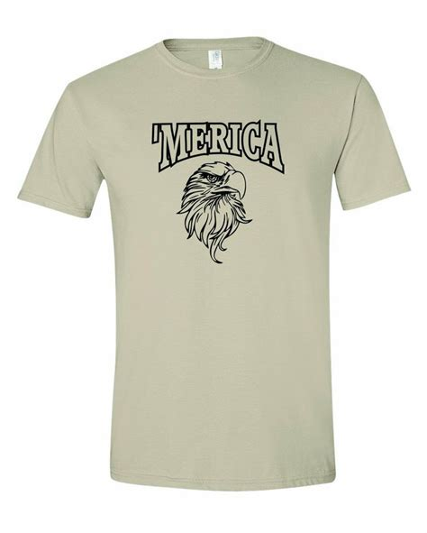 i doodle t shirt mens merica with eagle patriotic usa american t shirt