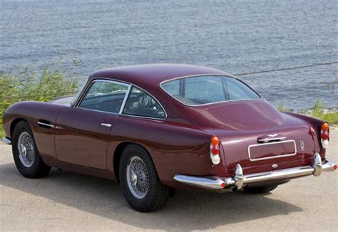 Aston Martin 1963 Dbs Bond 007 Goldfinger stubs auto aston martin db5 1963 1965