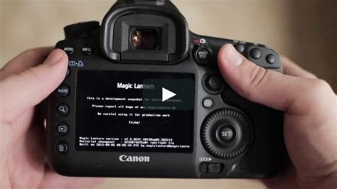 magic lantern workflow magic lantern workflow start guide on vimeo