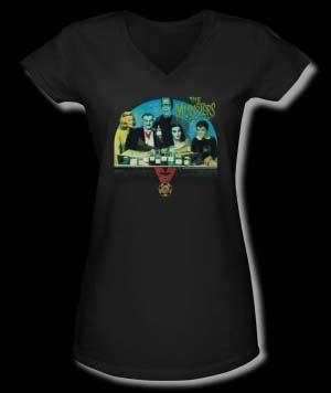 Sale By Rivantie Sz M L munsters 50th anniversary potion on a black v neck