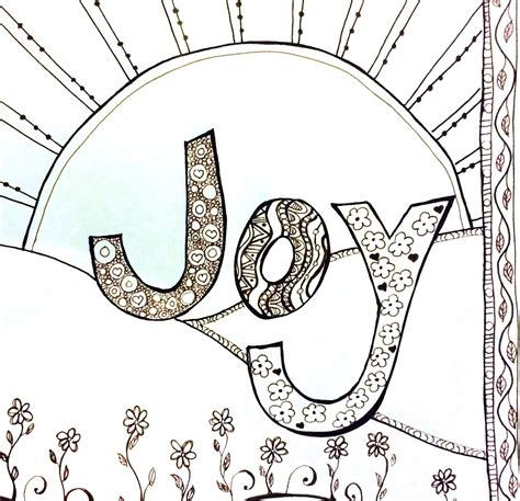 coloring pages for joy coloring pages sunday school