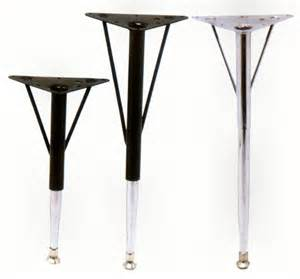 Cast iron adjustable activity table legs