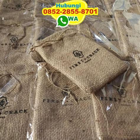 Jual Karung Goni Kediri kemasan kopi kantong goni the blend souvenir