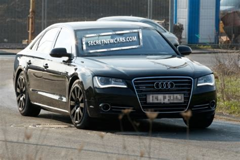 2011 Audi S8 by 2011 Audi S8 D4
