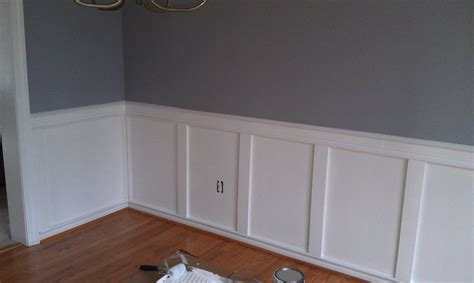 Dining Room Wainscoting Ideas | dining room ideas high gloss wainscoting sophia rae