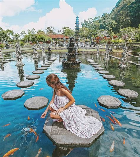 visit place  bali tirta gangga royal water