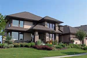 contemporary style house plans 3703 square foot home 2 prairie home plans robinson plans