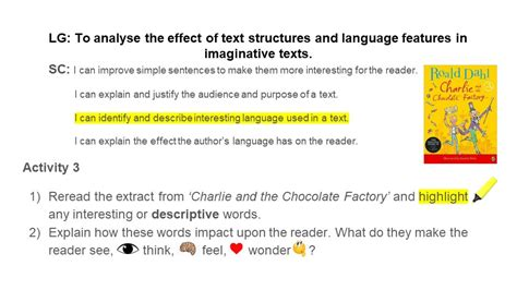 analysing texts auburn primary school