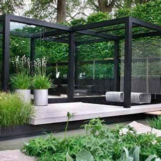 fresh modern house interior design garden toobe green that lindos patios modernos minimalistas paperblog