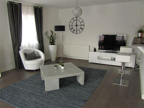 Attrayant Idee Deco Salon Noir Blanc Gris #6: 9102397aa4307cd1fa16fac0c14e3b8f.jpg