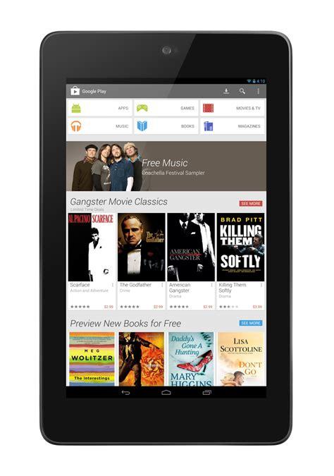 play store app free for android tablet apk the new play store 4 0