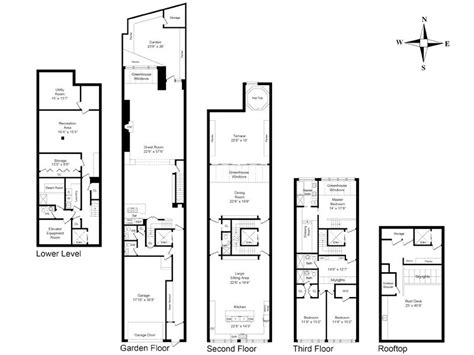 kaufman lofts floor plans 196 west houston street new york ny 10014 sotheby s