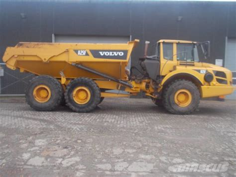 volvo trucks for sale in canada volvo a25f denmark 2011 rigid dump trucks for sale
