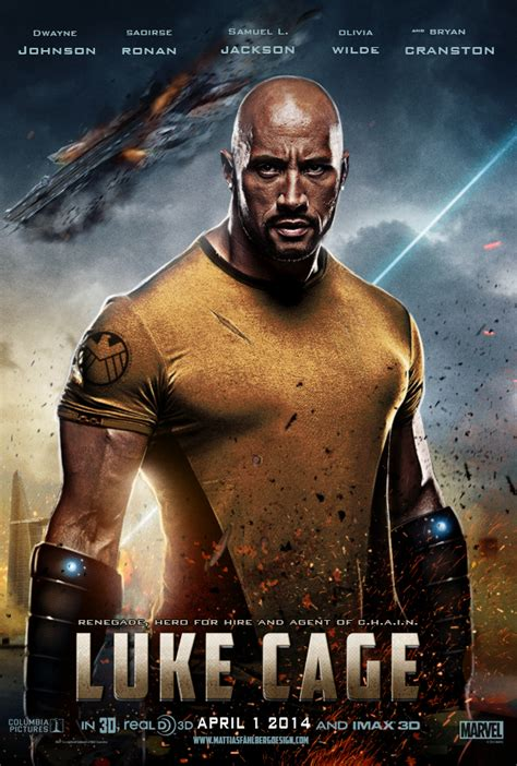 Powerman Coffee luke cage official poster by mattiasfahlberg on