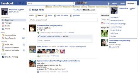 Fb Versi Terbaru | cara menonaktifkan account facebook versi terbaru 2011