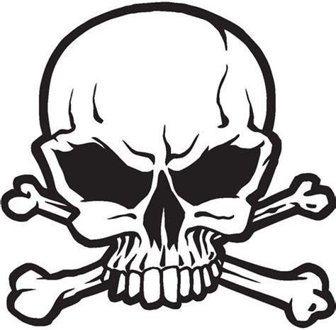 Tribal Sticker Skull by Graphic Tribal Skull Skull Decal Sticker 02 Skull And