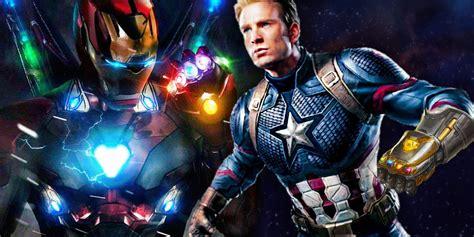 avengers endgame wear infinity gauntlet