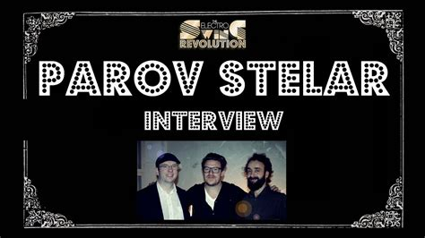 electro swing parov stelar parov stelar interview electro swing revolution youtube