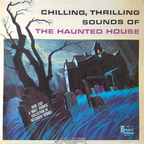 chilling thrilling sounds of the haunted house chilling thrilling sounds of the haunted house
