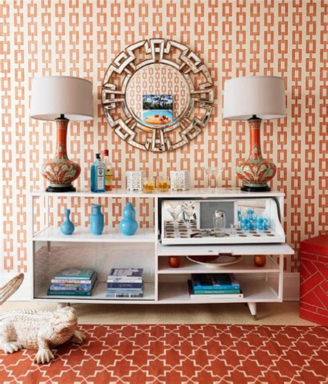 interior design color patterns guide on mixing different patterns in one room