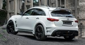 Nissan Infiniti Qx Larte Design Add More Flair To The Nissan Infiniti Qx70