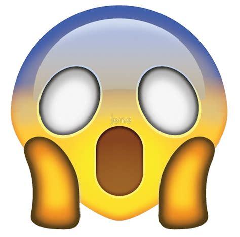 shock film emoji smiley face emoji