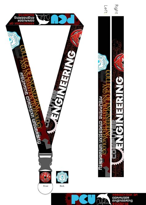 Aces Lanyard Design By Antheaelaine On Deviantart Lanyard Design Template