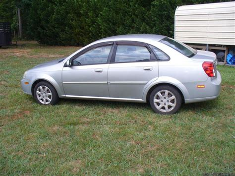 2005 suzuki forenza cars for sale