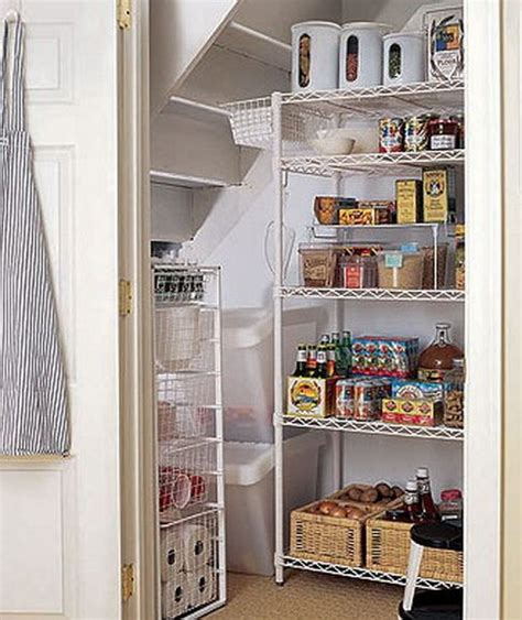 Stairs Pantry Storage Solutions by 1000 Images About Kitchen Idea S On Kitchen Backsplash Backsplash And Stove