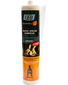 mastic special barbecue mastic colle r 233 fractaire