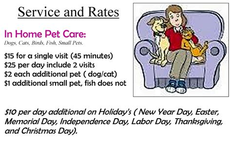 Going Rate For House Sitting With Pets by Pet Care Pet Sitting Walker House Sitting Newburgh