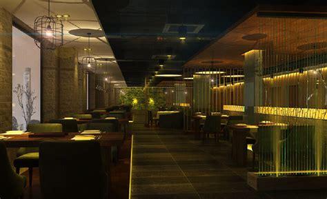 Restaurant Lighting Restaurant Lighting View Interior Design