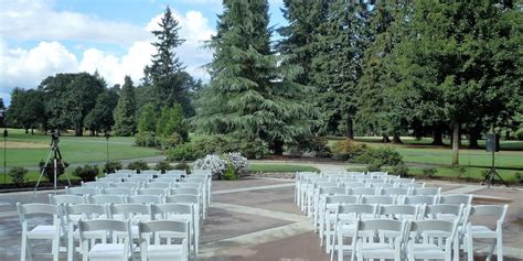 Wedding Venues Vancouver Wa by Royal Oaks Country Club Weddings Get Prices For Wedding