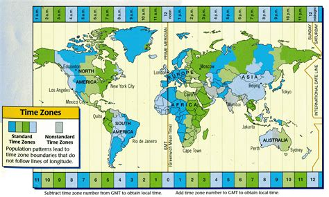 world cities time zone map time zone at zones map world besttabletfor me