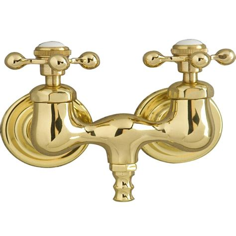 old style bathtub faucets pegasus 2 handle claw foot tub faucet without hand shower with old style spigot in polished