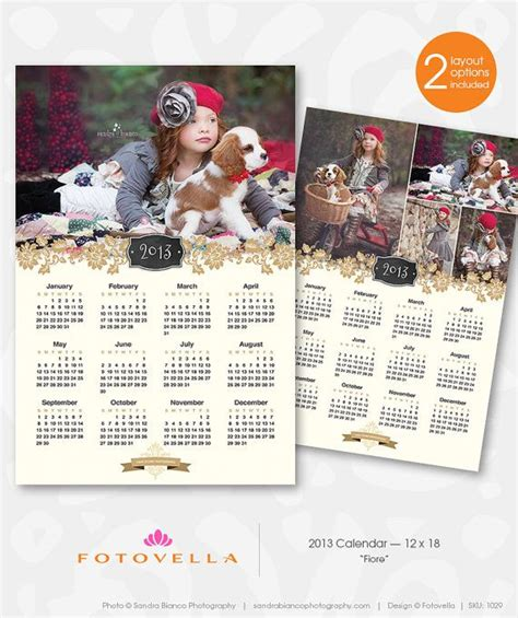 design calendar in photoshop 17 best images about calendar templates on pinterest