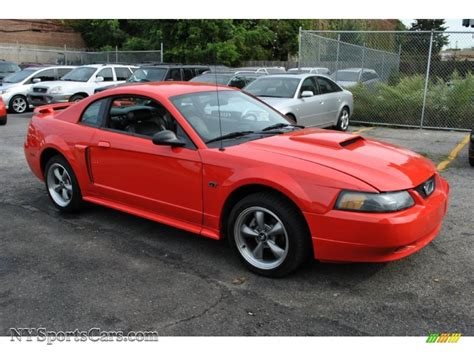 2001 mustang gt 2001 ford mustang gt coupe in performance 130610